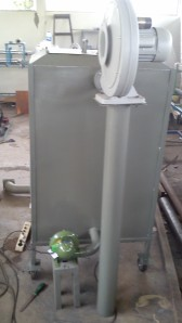 Tungku Biomassa Untuk Oven Pengering
