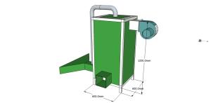 Tungku Gas Untuk Oven Pengering