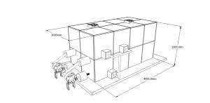 Mesin Pengering Briket dan Arang Batok Kelapa